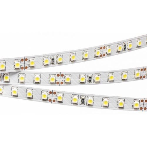 LED Streifen LS1 5m 8mm 24V 48W warmweiß 600LED (50mm, IP20)