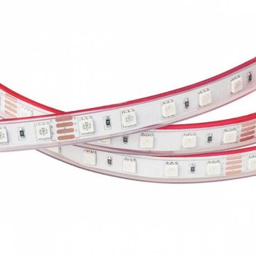 LED Streifen LSW1 5m 12mm 24V 72W RGB (smd5050, 300LED)