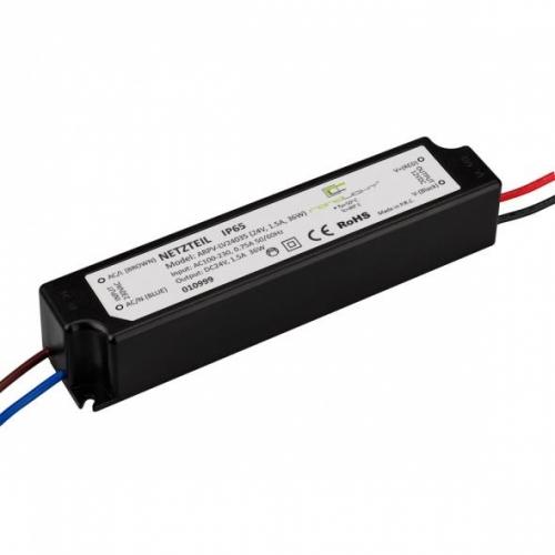LED Netzteil LSPS-24035 (24V, 1.5A, 36W) IP65
