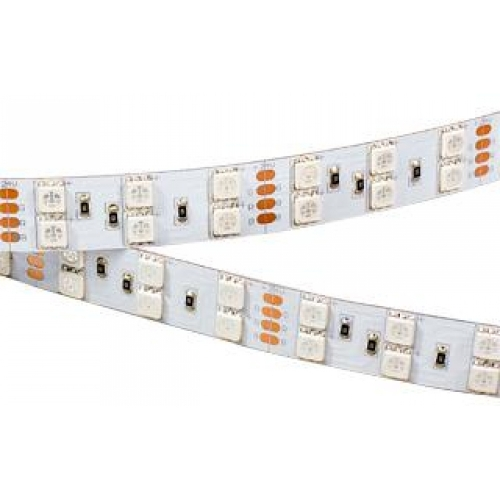 LED Streifen LS1 5m 15mm 24V 144W RGB 600LED  (50mm, IP20)