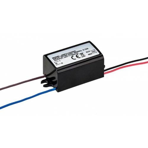 LED Netzteil LSPS-24005 (24V, 0.2A, 5W, IP65)