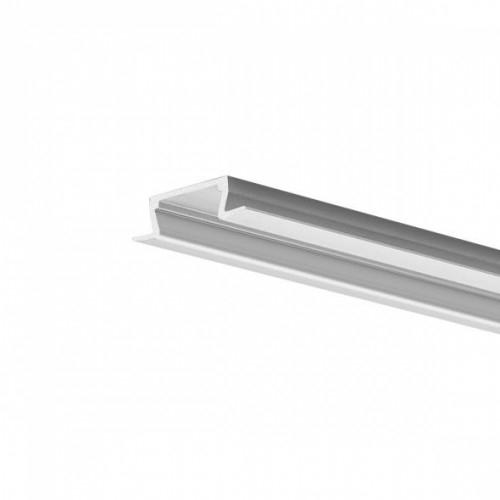 LED Einbauprofil MIC-F-11-2m, eloxiert