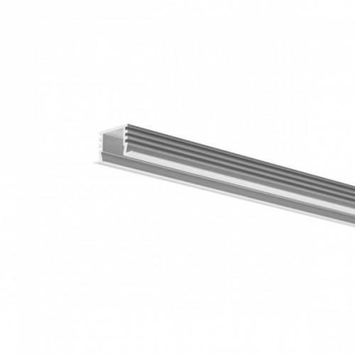 LED Einbauprofil PDS-F-11-2000, 2m, eloxiert