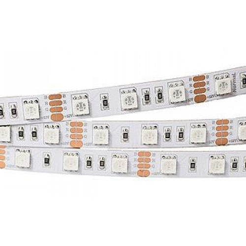 LED Streifen LS1 5m 10mm 12V 72W RGB 300LED (50mm, IP20)