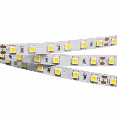 LED Streifen LS1 5m 10mm 24V 72W kaltweiß 300LED (100mm, IP20)