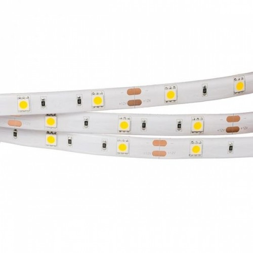 LED Streifen LSW-SE1 5m 10mm 12V 36W warmweiß 150LED (100mm, IP65)