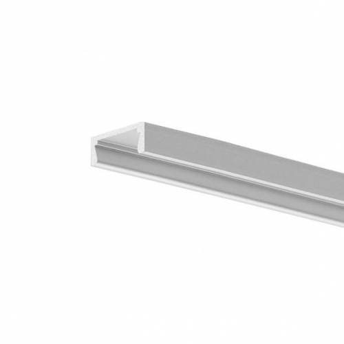 LED Anbauprofil MIC-11-1m, eloxiert