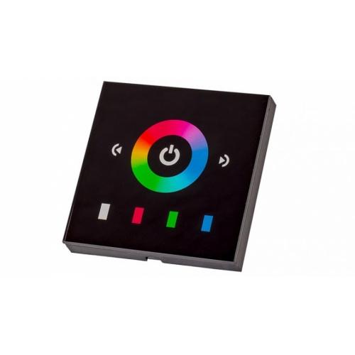 RGB-Einbaucontroller LN08E (12-24V, 144-288W) black