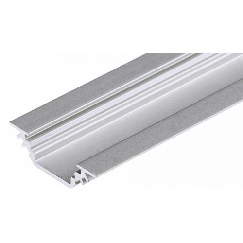 LED Eckprofil TRIO10-0.5m, Innenmaß: 10mm, eloxiert