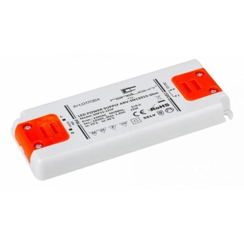 LED Netzteil LSN-slim-12015 (12V, 1.25A, 15W)