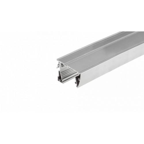 LED Profil S-MULTI-T-1000, 1m, eloxiert