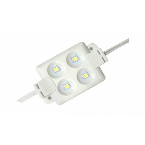 LED Module LM2835-4 kaltweiß 12V, IP65, 20 Stück