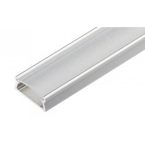 LED Anbauprofil TOM-13-2m, eloxiert