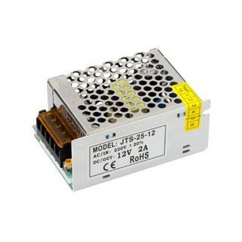 LED Netzteil LSN-25-12 (12V, 2A, 25W)