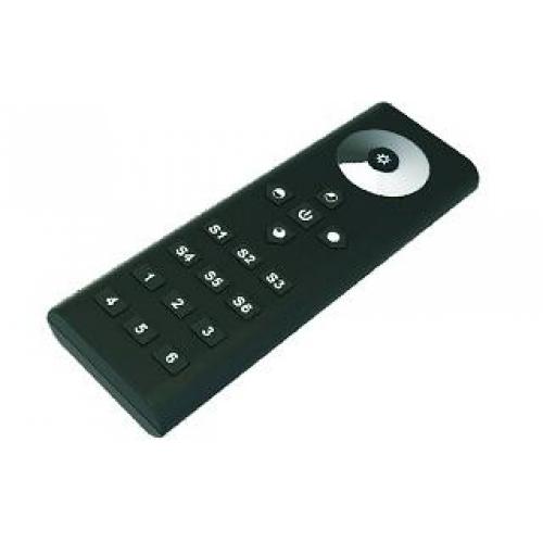 RF/WiFI-Fernbedienung SR-2819-DIM (6 CH) Touch
