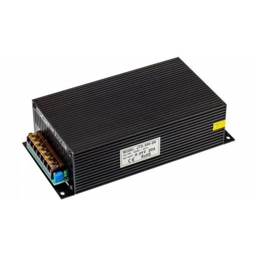 LED Netzteil LSN-480-24 (0-24V, 20A, 480W)
