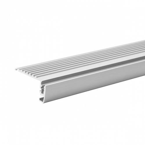 LED Treppenstufenprofil STEKO-2000, 2m, eloxiert