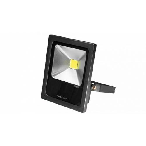 LED Fluter Slim-AB 50W weiß