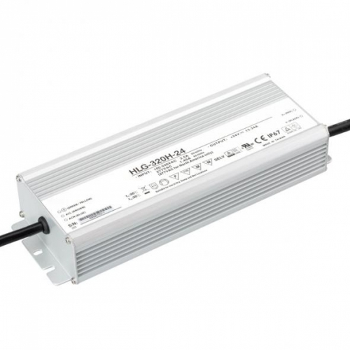 Netzteil Meanwell HLG-150H (12V, 12.5A, 150W) IP67