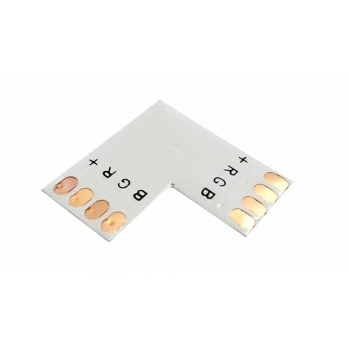 4-PIN RGB-Eck-Streifenanschluss FIX-14