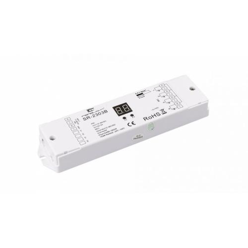 LED-DALI-Steuerung LSR-2303B (12-36V, 240-720W, 4x5A)