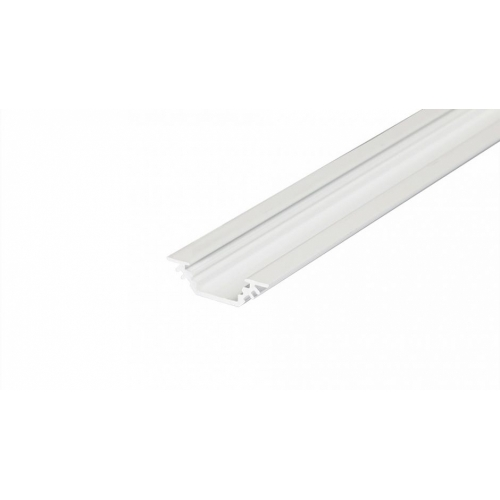LED Eckprofil TRIO10 (2m) Innenmaß 10mm, weiß (white)