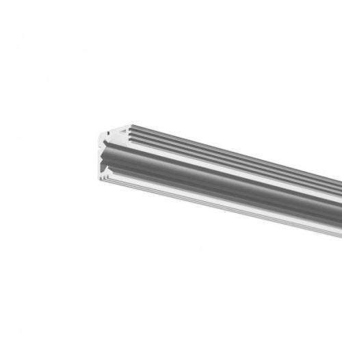 LED Eckprofil PDS45-11-2m, nicht eloxiert