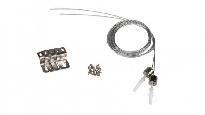 Montageset Y-01 für LED-Panels S-620, RE-30(60)120