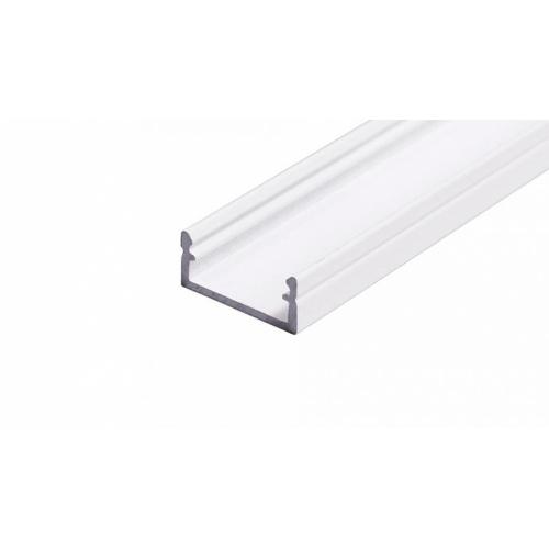LED Anbauprofil BEGTON-T-12-2m, white