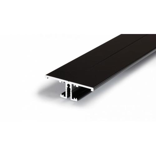 LED Profil BACK-2000, 2m, black