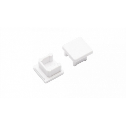 Endkappe-T SMART-10, white