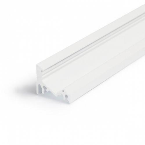 LED Eckprofil CORNER10-2000 2m, weiß (white)