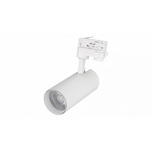 LED Schienenstrahler SN-16DA AW-20W-ww,38° weiß