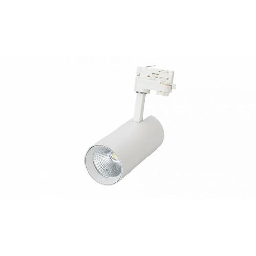 LED Schienenstrahler SN-16EA AW-30W-ww, 38° weiß
