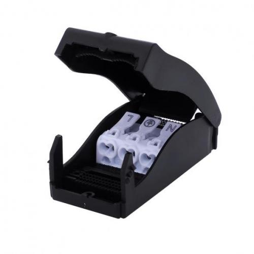 3-polige Anschlussbox 230V