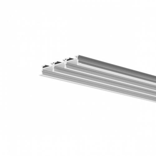 LED Anbauprofil TRIADA-K-13-2m, eloxiert