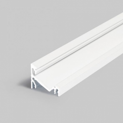 LED Eckprofil CORNER14-2000 2m, weiß (white)