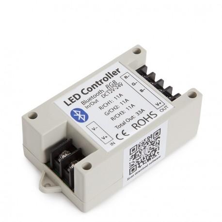 LED-Steuerung RGB Bluetooth Smartphone Musik 12-24VDC 400-800W