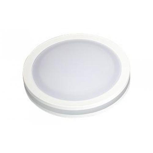 LED Einbauleuchte SOL-R-96 10W warmweiß inkl. Netzteil