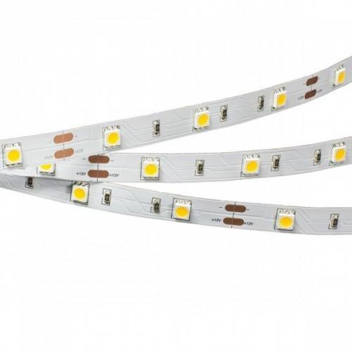 LED Streifen LS1 5m 10mm 12V 36W tageslichtweiß 150LED (100mm, IP20)