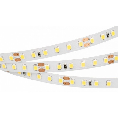 LED Streifen LS1 5m 8mm 24V 72W warmweiß 600LED (50mm, IP20)