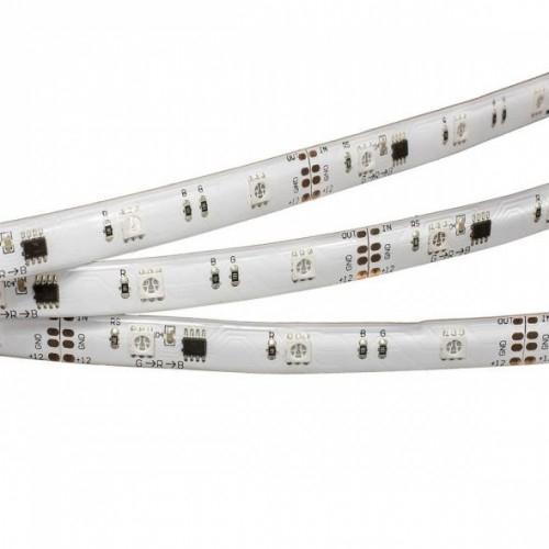 LED Streifen LSW1 5m 12mm 12V 36W RGB 150x3LED (100mm, IP65)