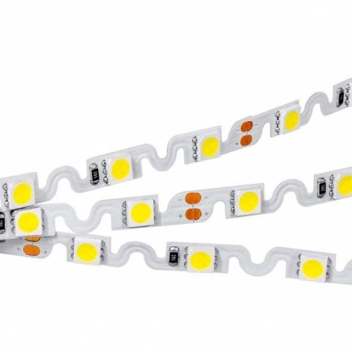 LED Streifen LZ1 5m 6mm 24V 58W weiß 240LED (126mm, IP20)