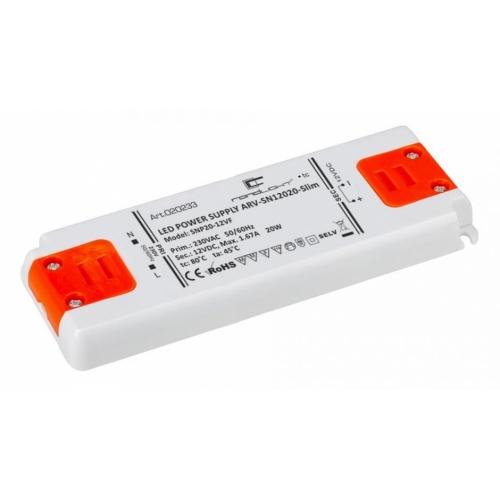 LED Netzteil LSN-slim-12020 (12V, 1.67A, 20W)
