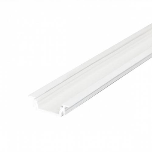 LED Einbauprofil GROOVE-T-14-2m, white
