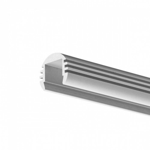 LED Profil PDS-R-2000, 2m, eloxiert