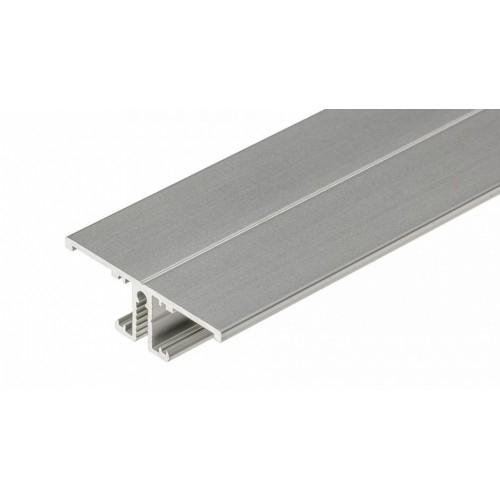 LED Profil BACK-1000, 1m , eloxiert