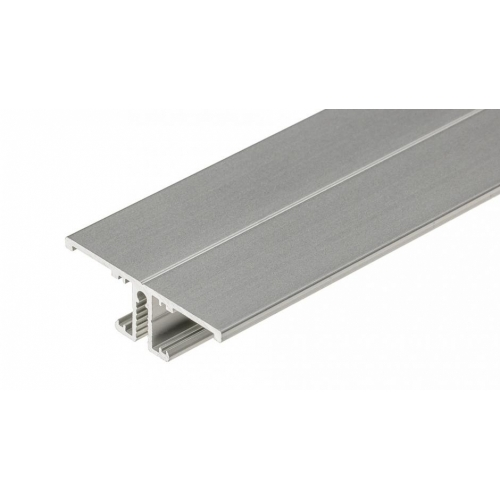 LED Profil BACK-500, 0.5m , eloxiert