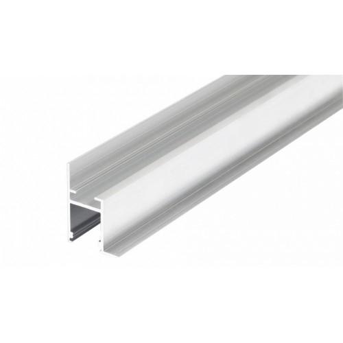 LED Profil FRAME-T-14-1000, eloxiert