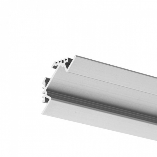 LED Eckprofil PAC-2m 13mm, eloxiert